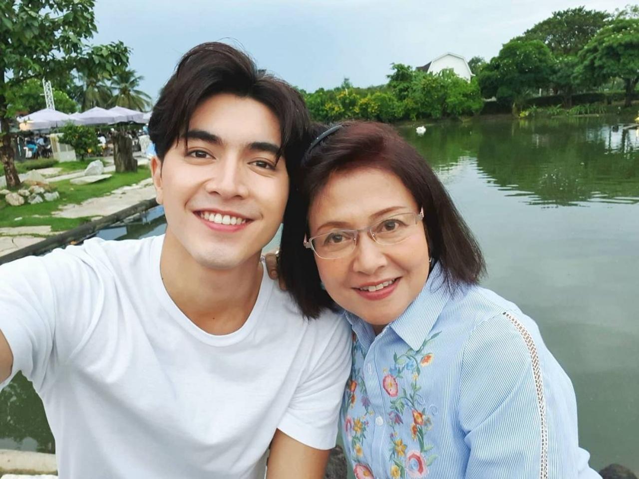 ภณกับคุณแม่