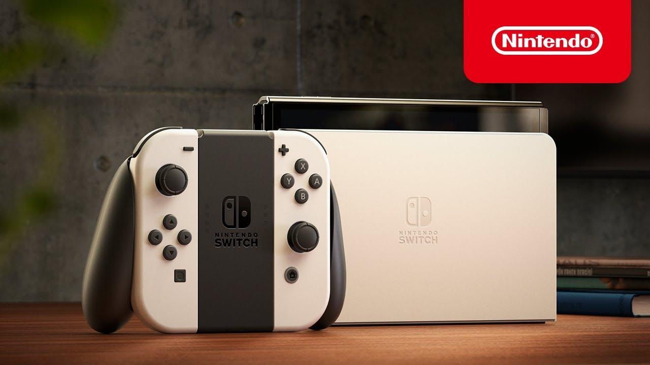 เปิดตัว Nintendo Switch OLED รุ่นใหม่ วางจำหน่าย 8 ตุลาคม ในราคา 350 ดอลลาร์