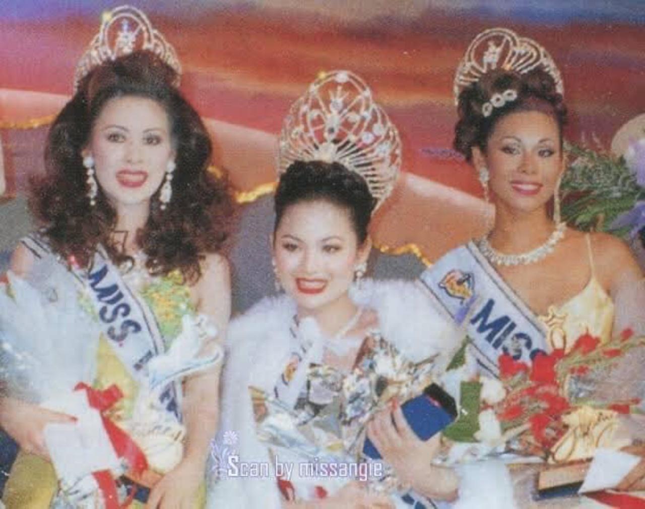 คนกลาง ธนาภรณ์ วงศ์ประเสิร์ฐ มิสทิฟฟานี่ Miss Tiffany 1998