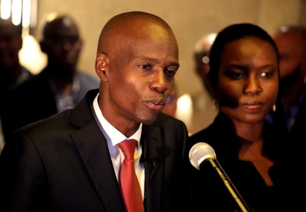 ประธานาธิบดีโฌเวเนล โมอิส แห่งเฮติ ถูกกลุ่มคนร้ายบุกสังหารที่บ้านพักในเมืองหลวง