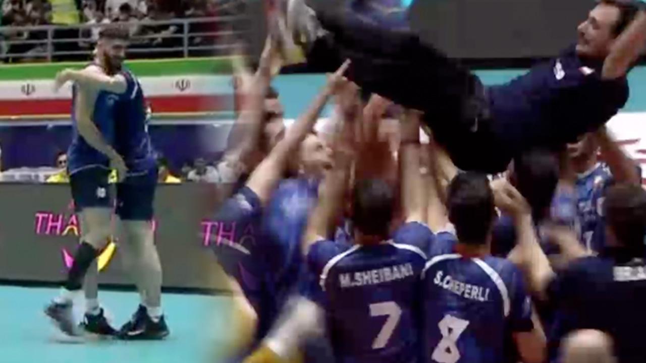 'ตบชายอิหร่านยู-23' สุดโหด! ขยี้ 'ญี่ปุ่น' ผงาดแชมป์เอเชีย 2 ปีซ้อน