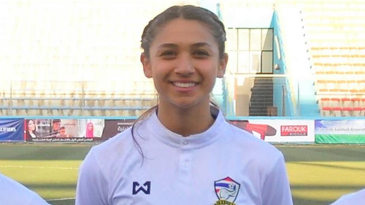 'มิรันดา' สุดภูมิใจ! ซัดประตูแรกของตัวเองในสีเสื้อทีมชาติไทย