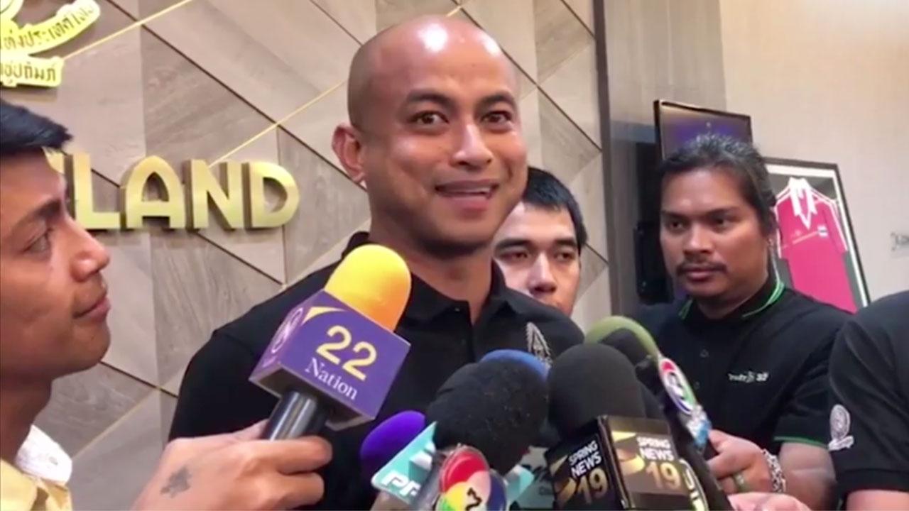 ทีมชาติไทยใครก็รัก! 'โค้ชโชค' เผย พร้อมเป็นผู้ช่วยกุนซือช้างศึก