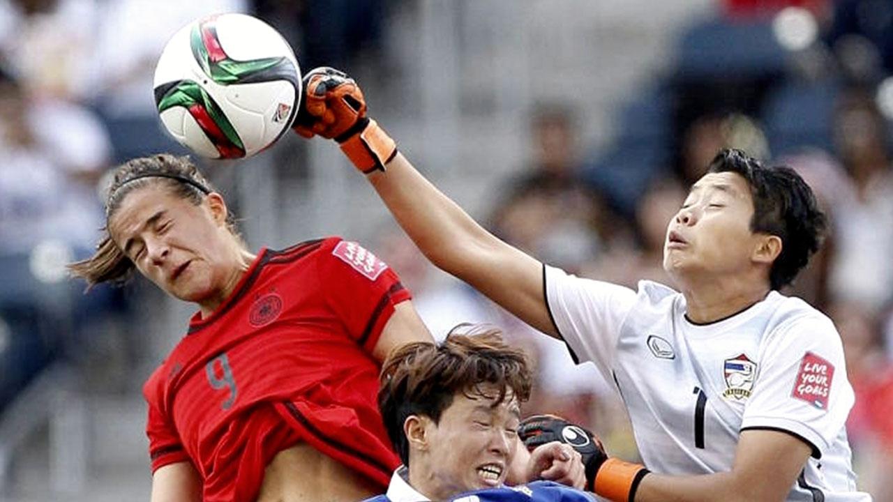 'วราภรณ์' ตั้งเป้าเก็บคลีนชีท ศึกบอลหญิงชิงแชมป์เอเชีย