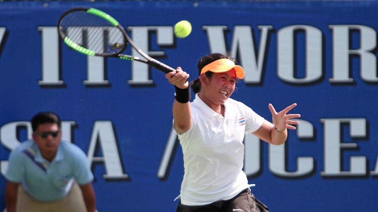 เทนนิสหญิงยู-14 พ่ายออสซี่ หล่นชิงที่ 3 ศึกเวิลด์ จูเนียร์ โซนเอเชีย