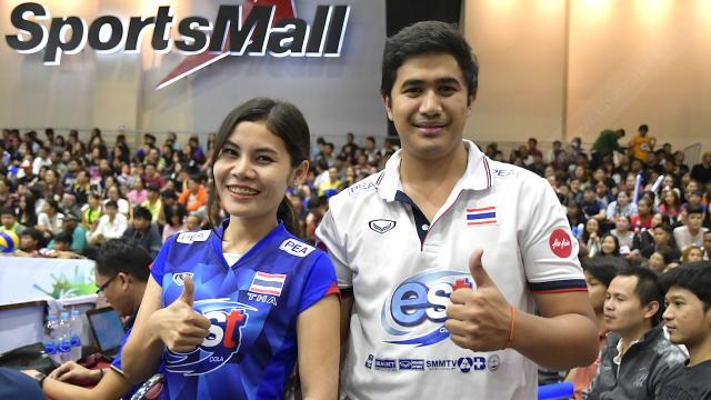 แฟนลูกยางเชื่อสาวไทยตบญี่ปุ่นคว่ำ คว้าแชมป์ยู23 เอเชียสำเร็จ