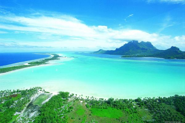 ทะเลที่สวยที่สุดในโลก
