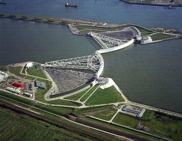 Delta Works นวัตกรรมของเนเธอร์แลนด์
