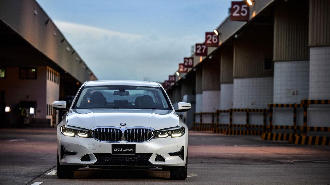 ประกอบมาเลย์ ราคาน่ารัก BMW เปิดตัว 320LI LUXURY รุ่นฐานล้อยาว