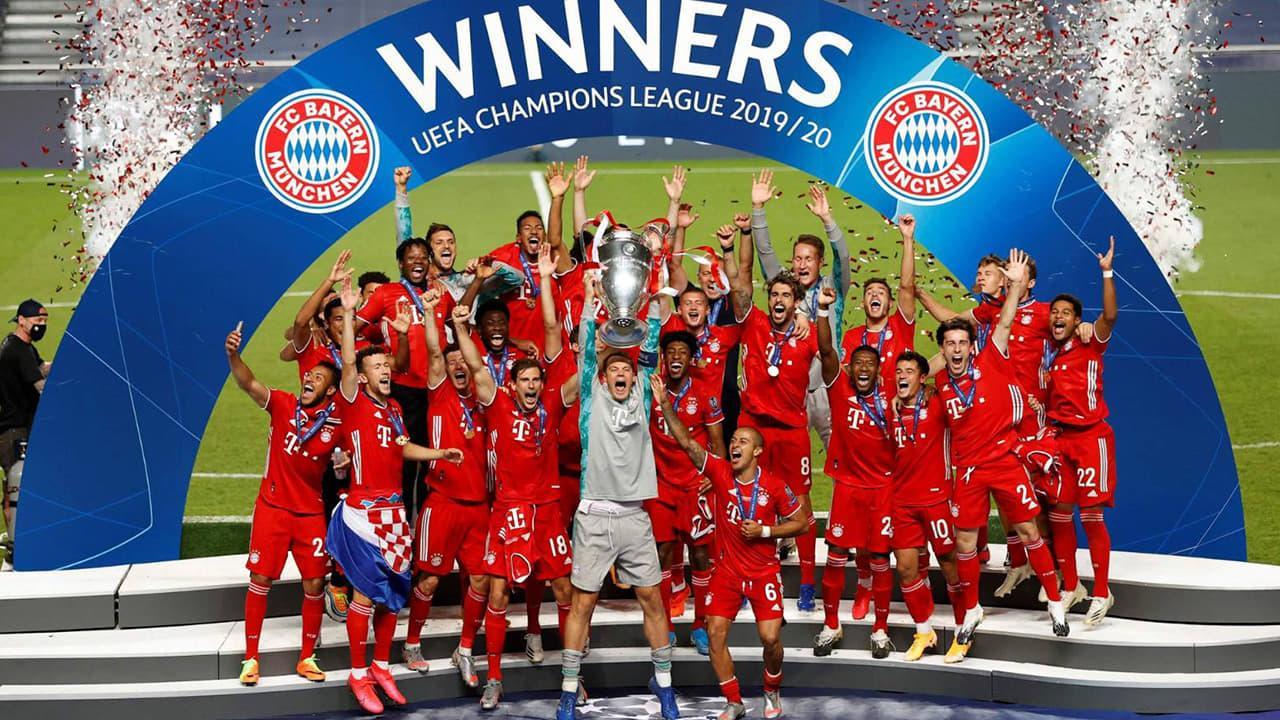 บาเยิร์น มิวนิก ชนะติดต่อกันมากที่สุดในบรรดาทีมจาก 5 ลีกใหญ่ของยุโรป