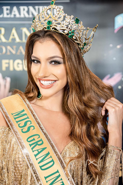 วาเลนติน่า ฟิกเกวียร่า มิสแกรนด์ อินเตอร์เนชั่นแนล Miss Grand International 2019