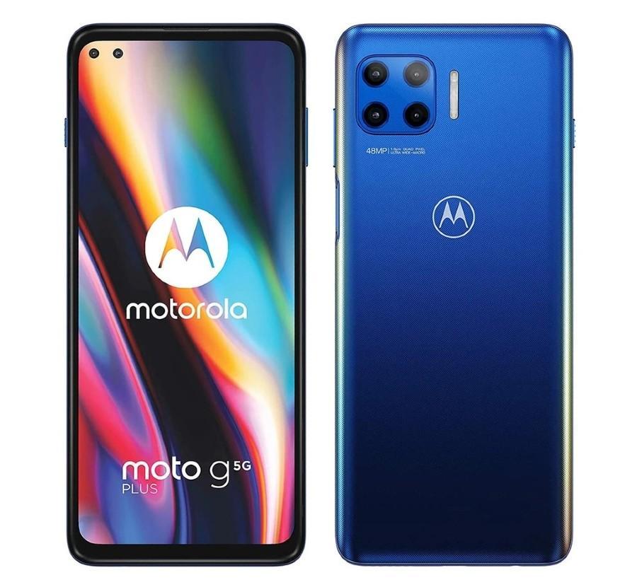 มือถือ 5G : Motorola Moto G 5G Plus