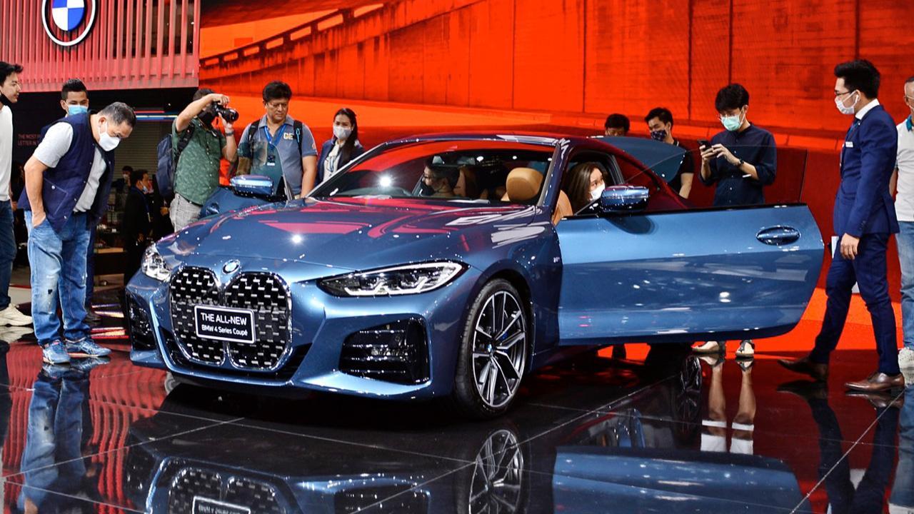 แรงต่อเนื่อง BMW ขึ้นนำยอดขายรถหรูไตรมาสแรก 2564