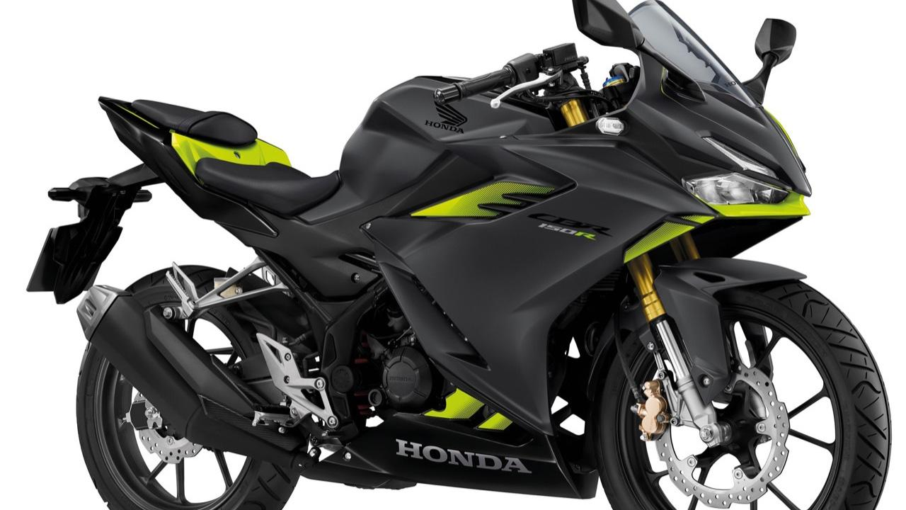 HONDA เปิดตัวจักรยานยนต์สปอร์ต NEW CBR150R