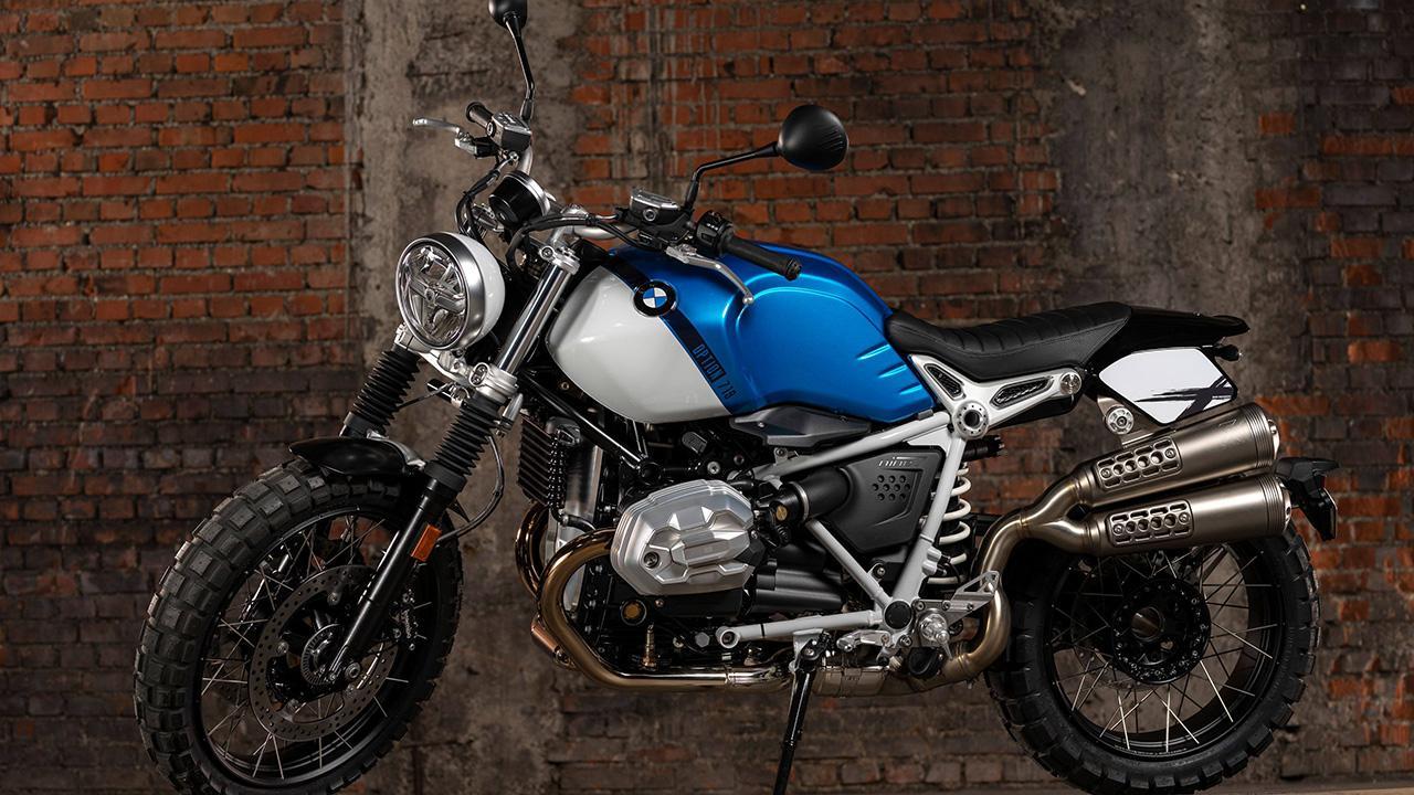 เข้าไทยแล้ว BMW เปิดตัวจักรยานยนต์ R NINE T รุ่นใหม่