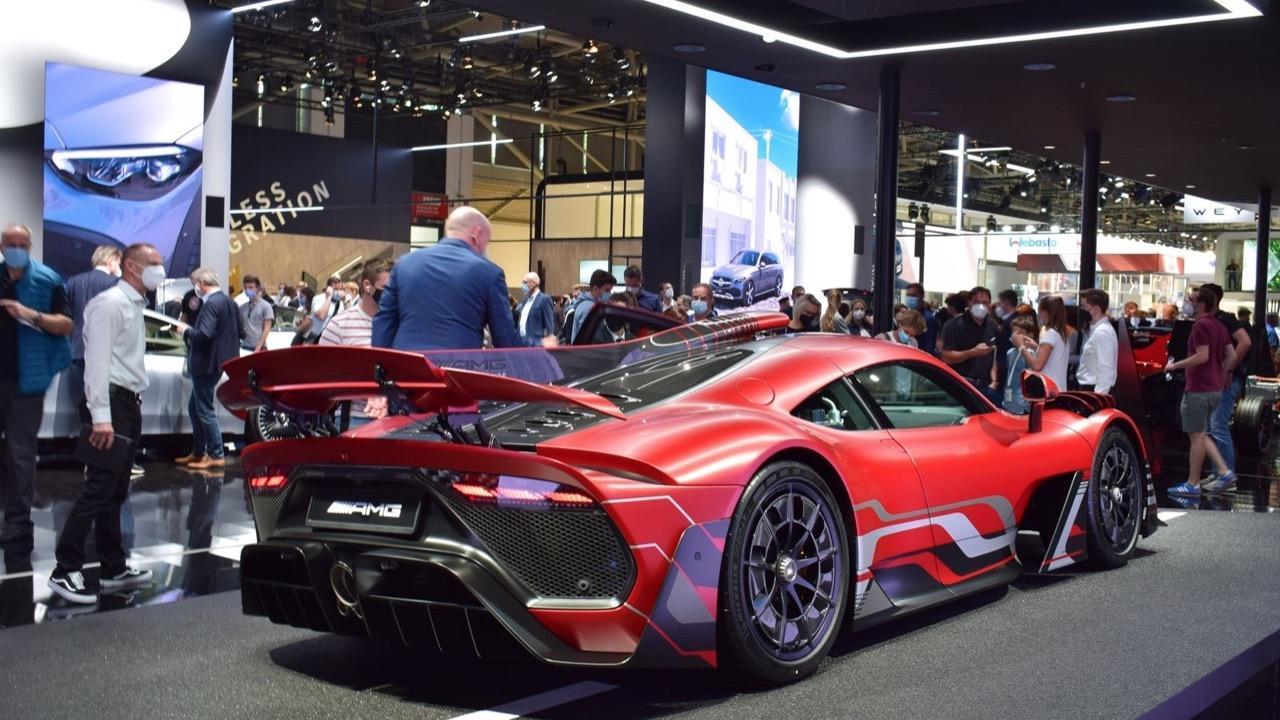 รถไฟฟ้าครองโลก! ส่องตัวเจ็บพลังงานไฟฟ้าในงาน 2021 IAA Munich Motor Show