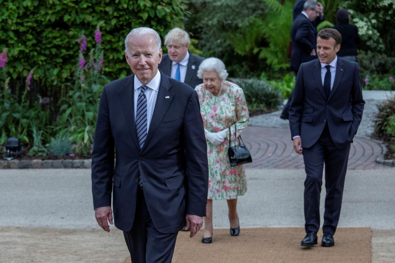 ประธานาธิบดีโจ ไบเดนแห่งสหรัฐฯ
