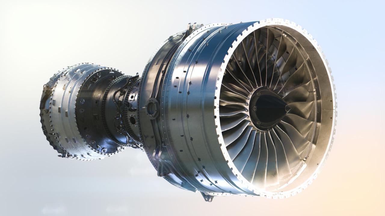 ROLLS ROYCE เปิดตัวเครื่องยนต์เครื่องบินโดยสารรุ่นใหม่ PEARL 10X ENGINE