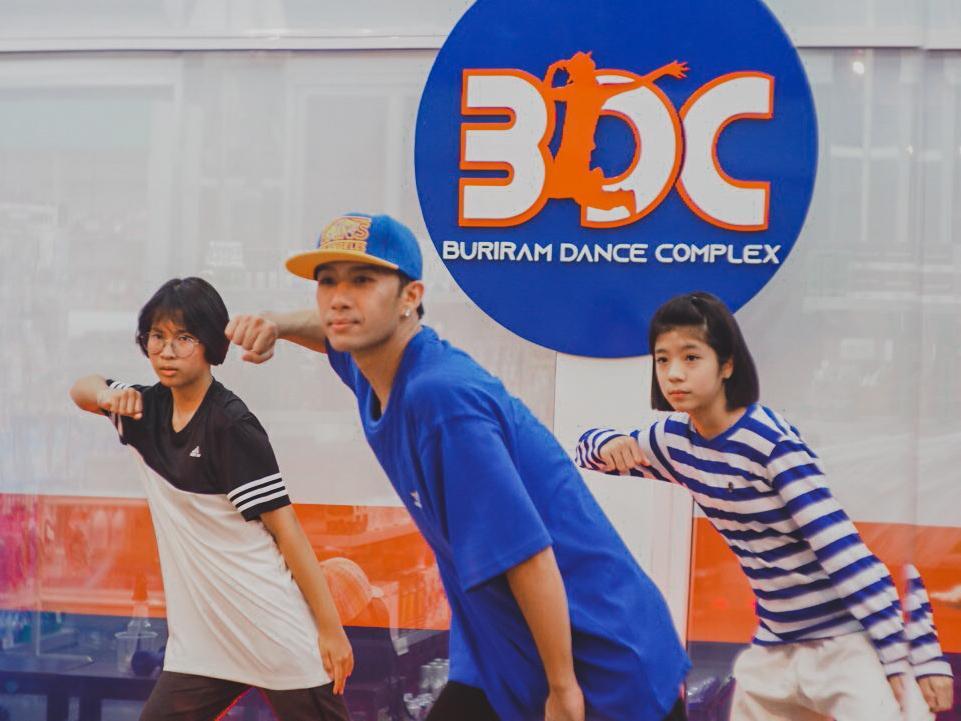 ครูเท็กซัส - วชิระ มะโนวงค์ จาก BDC (BURIRAM Dance Complex)