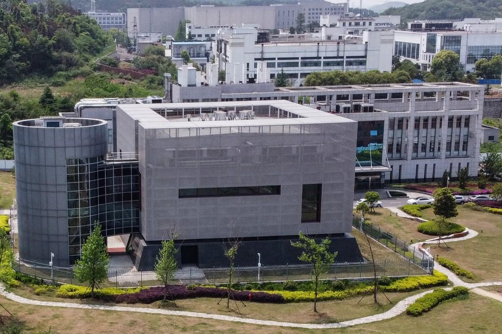 สถาบันไวรัสวิทยาอู่ฮั่น ในเมืองอู่ฮั่น มณฑลหูเป่ย ประเทศจีน