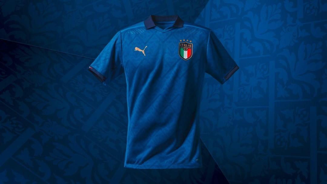 อิตาลี ปี 2020 (ภาพจาก Instagram @azzurri)