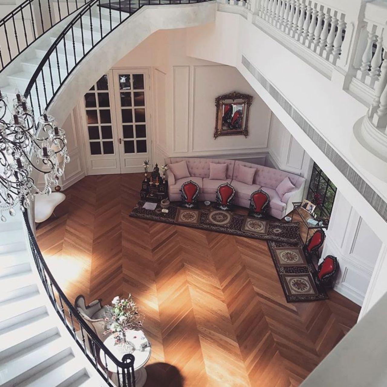 ภายในบ้านสวยที่สุด