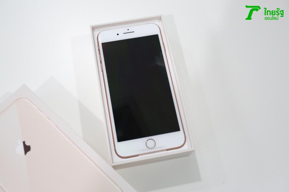 แกะล่อง iPhone 8 Plus