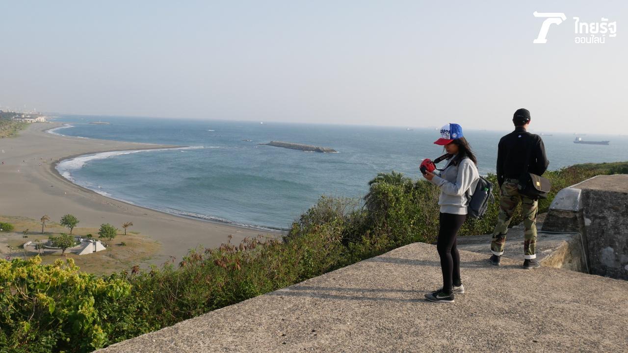จุดชมวิวเกาะฉีจิน