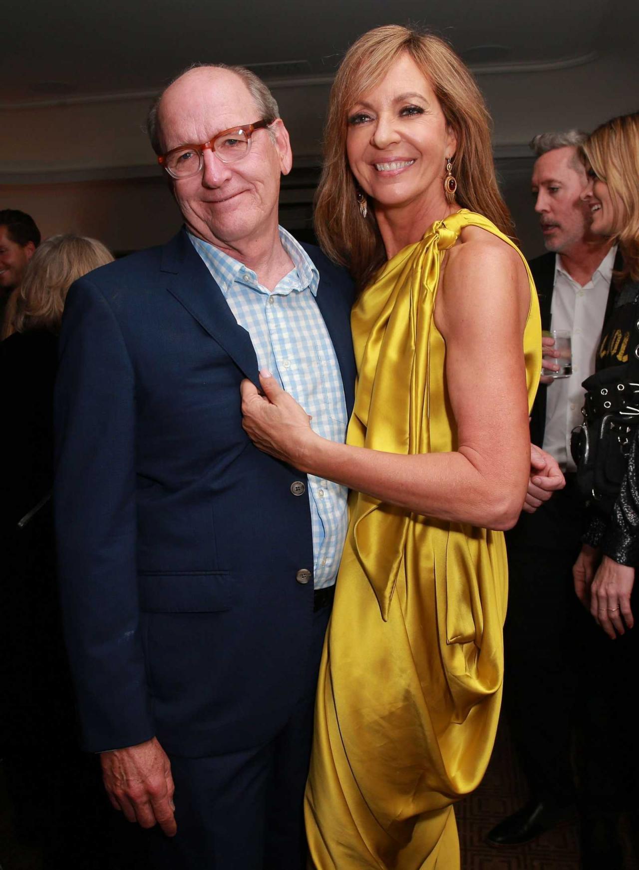 ปาร์ตี้เบาๆ ก่อนออสการ์ Gersh Oscar Party ที่ Chateau Marmont  (ขวามือ) อลิสัน แจนนีย์ หลายคนเชียร์ให้เธอได้ออสการ์ สมทบหญิงยอดเยี่ยมจากเรื่อง ไอทอนย่า I, Tonya