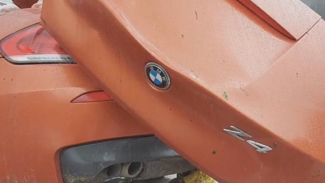 เร่งพิสูจน์ความเร็ว BMW Z4 ยังไม่ฟันธงอุบัติเหตุ เกิดจากสภาพถนน สภาพรถ