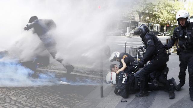 """""""เผด็จการ"""" หรือ """"เสรีภาพ"""" ทางเลือก """"ผู้นำ"""" เมื่อฝรั่งเศสเผชิญไวรัสเดลตา"""