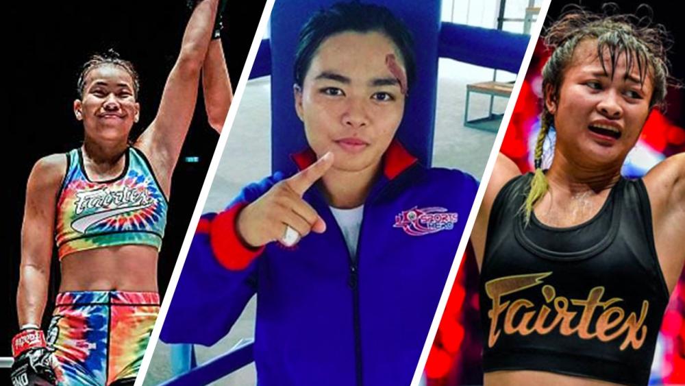 หนังดังส่งพลังด้านบวก สู่ 3 นักมวยสาวดาวรุ่ง วัน แชมเปียนชิพ