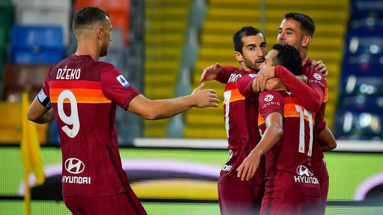 """เปโดรซัดชัย """"โรมา"""" บุกเฉือน """"อูดิเนเซ"""" 1-0 สรุปผลเซเรีย อา"""