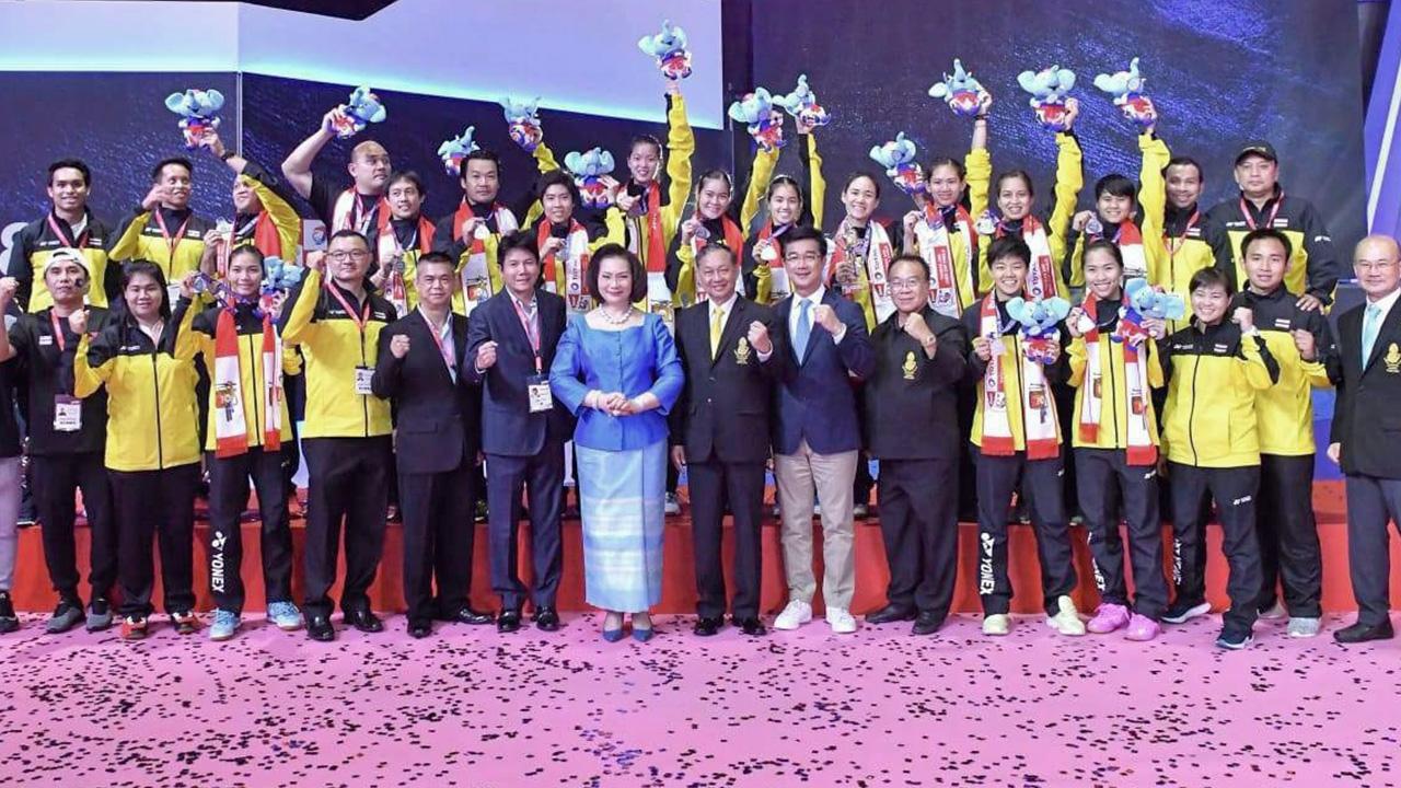 ทีมชายไทยงานหนัก-ทีมหญิงชนเจ้าภาพ แบ่งสายโธมัส-อูเบอร์ คัพ 2020