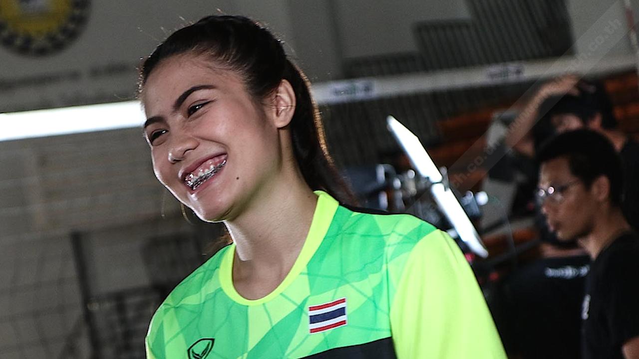 ช็อกลูกยาง! 'ทัดดาว' พักยาว ชวดช่วยตบสาวไทยอีกต่อไปในปีนี้