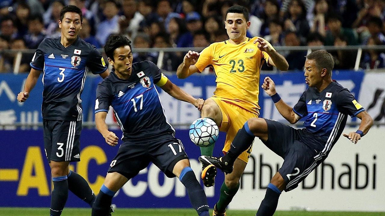 ไปบอลโลกรอบสุดท้ายแล้ว! ญี่ปุ่นทำได้ เปิดบ้านเชือดออสซี่ 2-0