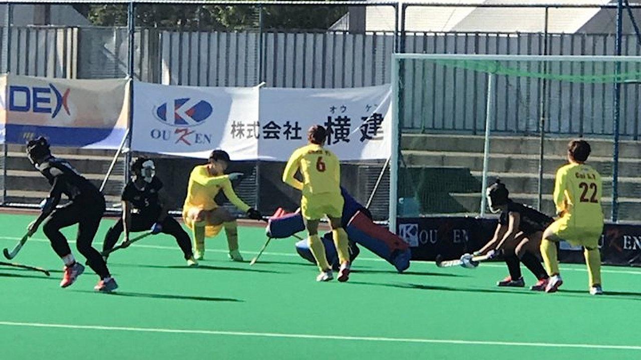 ไทยพ่ายจีน 0-10 รอแข่งรอบจัดอันดับ 5-8 ศึกฮอกกี้หญิงเอเชีย