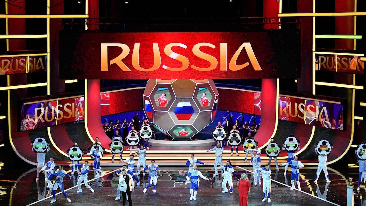 เปิดตารางแข่ง แบ่งกลุ่มบอลโลก 2018 ทุกคู่ทุกสนาม เริ่ม 14 มิถุนา