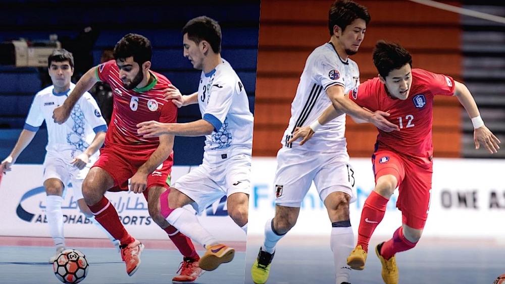 ญี่ปุ่น-อุซเบฯ ชนะรวด 2 นัด ตีตั๋วเข้ารอบ 8 ทีม ฟุตซอลเอเชีย