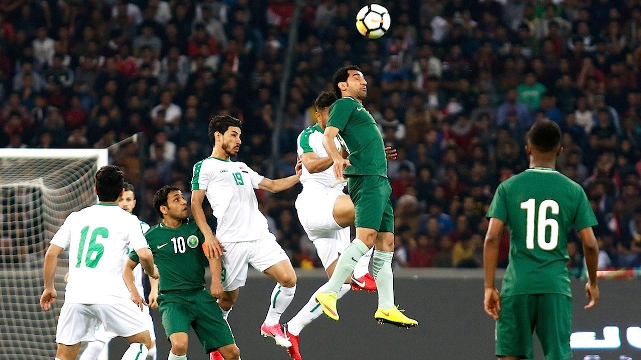 ไม่ไว้หน้า! อิรักเผาเครื่องซาอุฯชุดลุยศึกบอลโลก 4-1