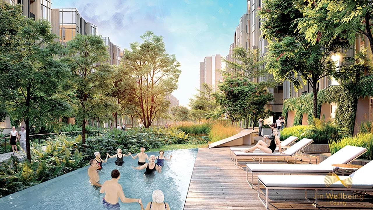 ธนบุรี เฮลท์แคร์ กรุ๊ป (THG) ไอเดียเจ๋งสร้างเมืองแนวคิดใหม่  มอบความสุขกายสบายใจเพื่อวัยเกษียณ