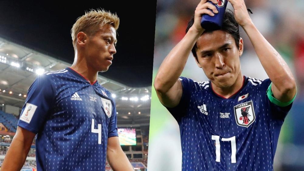จบแค่นี้! 2 แข้งเก๋าซามูไร ประกาศอำลาทีมชาติญี่ปุ่นแล้ว