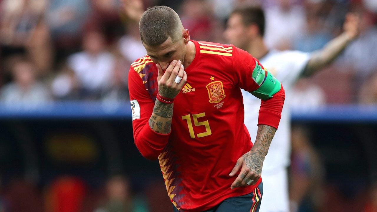 ไม่มีเม้ม! 'รามอส' พูดถึง 'เอียร์โร' หลังนำ 'สเปน' ตกรอบ 16 ทีม