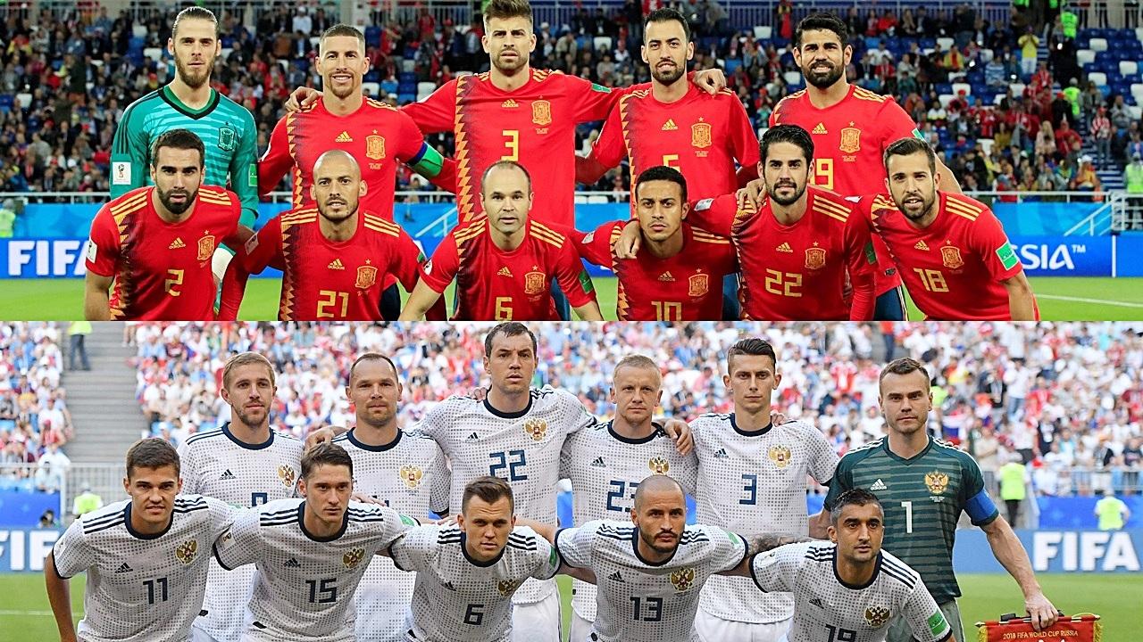 ได้เวลาล่าแชมป์! สเปน จัดทัพใหญ่รออัดเจ้าภาพ รัสเซีย