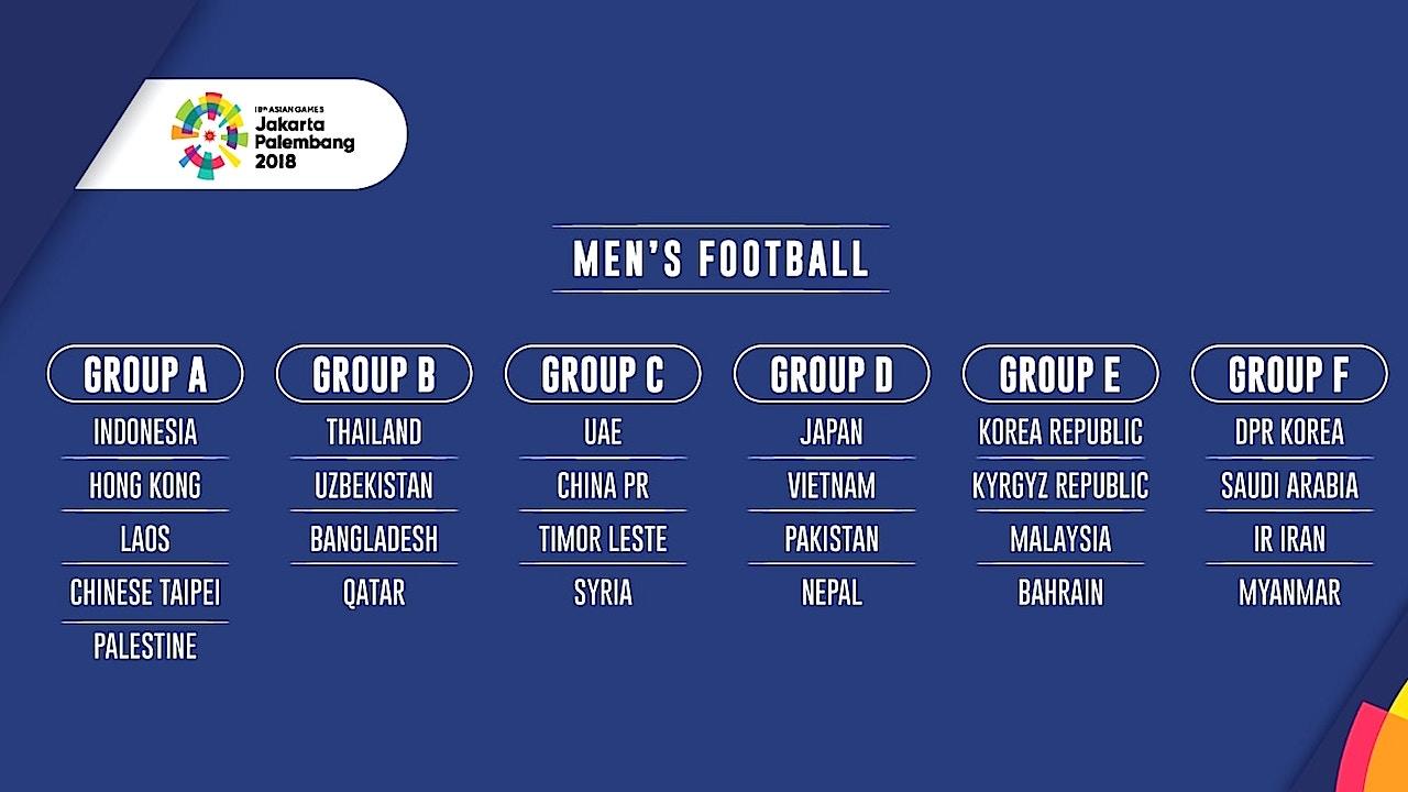 อิรักถอนทีมบอลชายเอเชียนเกมส์ ดึง 'ยูเออี' ย้ายเสียบแทน