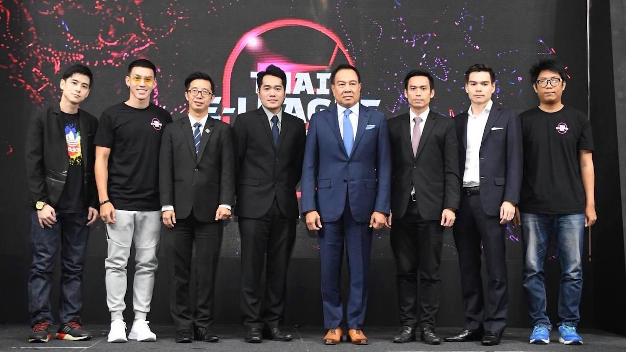 ส.บอลผนึกโคนามิ! ดวลเดือดอีสปอร์ต พร้อมจับไทยลีกลง PES 2019