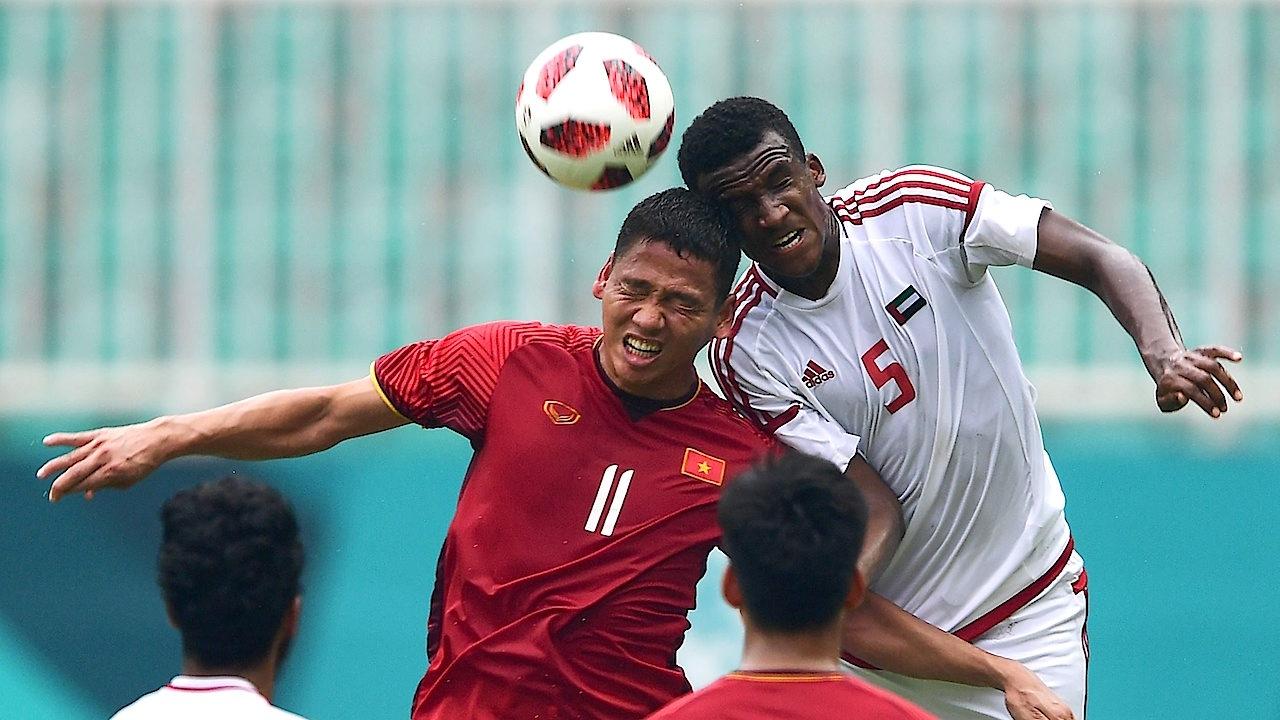 ยูเออีดวลจุดโทษชนะเวียดนาม 4-3 คว้าเหรียญทองแดงบอลชาย