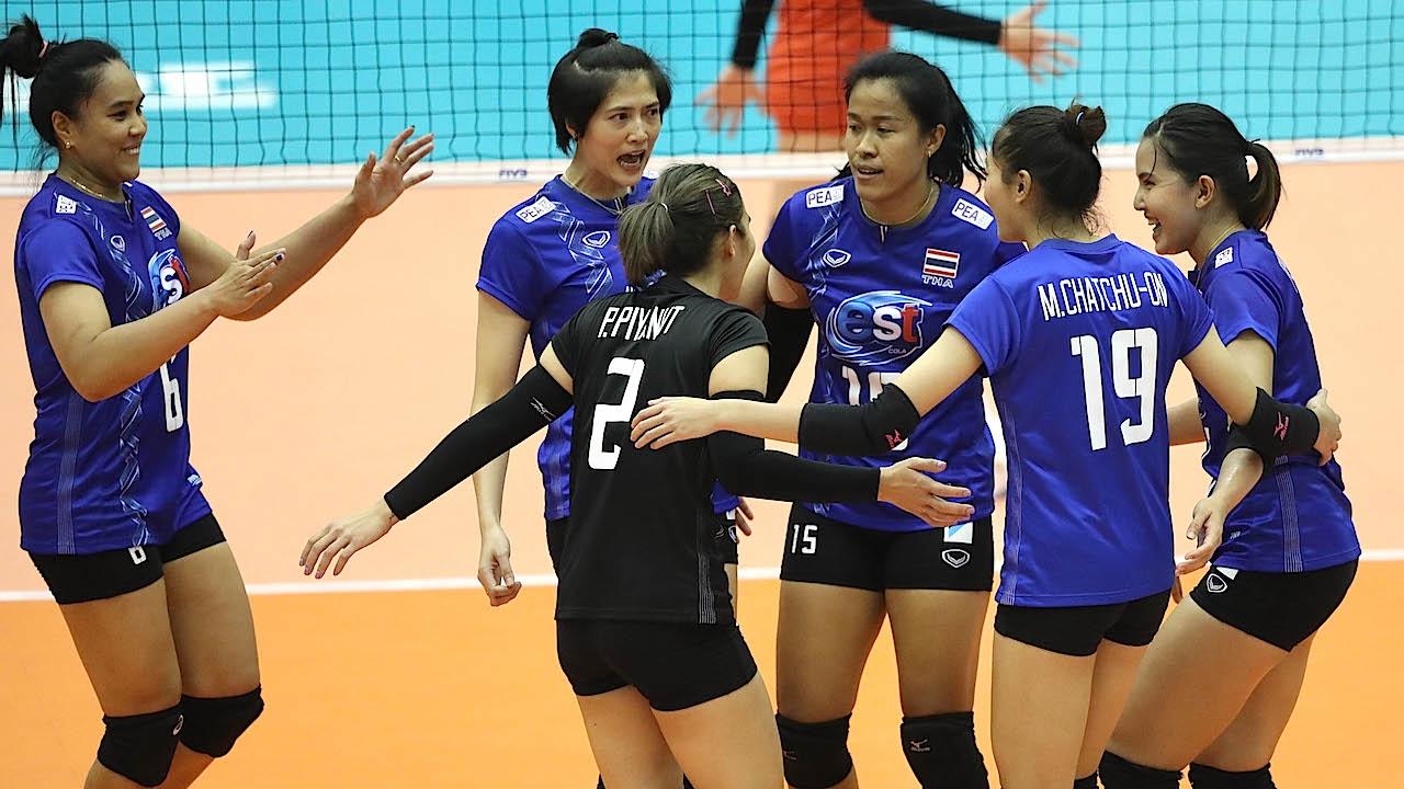 จีน-อิตาลีรออยู่! สาวไทยเจอคู่แข่งรอบ 2 สุดแกร่ง เริ่มแข่ง 7 ต.ค.นี้