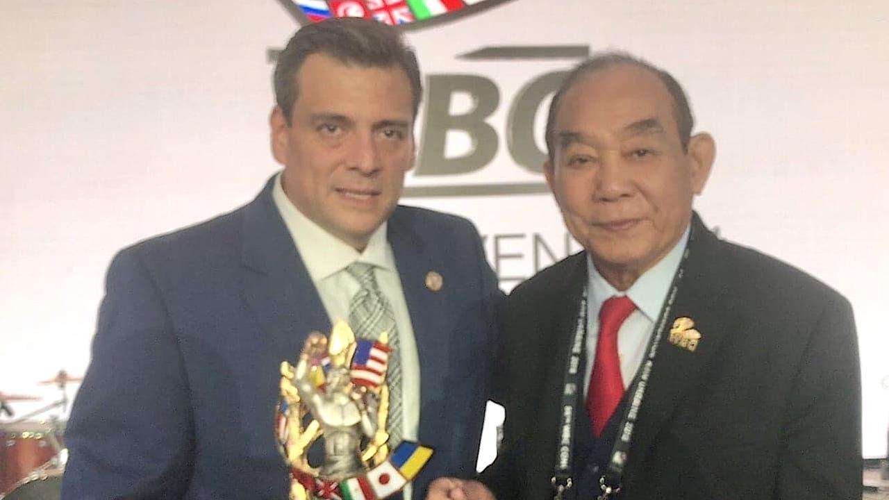 'สภามวยแห่งเอเชีย' ได้รับรางวัลองค์กรมวยดีเด่นแห่งปี 2018