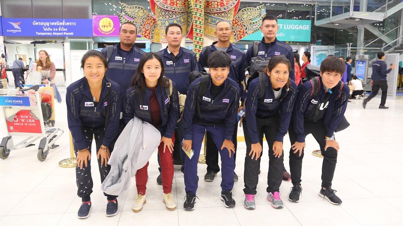 เฟดคัพไทยเหินฟ้าสู่คาซัคฯ เร่งปรับตัวก่อนดวลเจ้าภาพเกมแรก